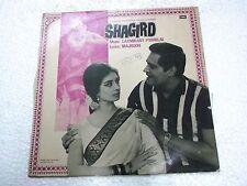 SHAGIRD LAXMIKANT PYARELAL 1980 go-go psych surf tune RARE LP BOLLYWOOD VG+