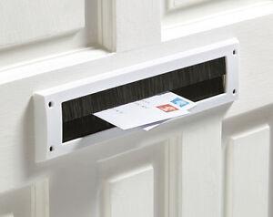 Letterbox Draught Excluder Brush Energy Saving Sealer Blocker Prevention Cover