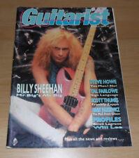 Il chitarrista MAGAZINE, DICEMBRE 1989