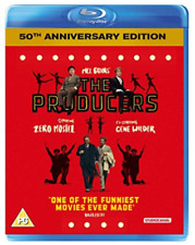 The Producers 50Th Anniv Edition Bd (UK IMPORT) BLU-RAY NEW