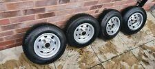 Classic Mini 4.5x10 early Cosmic Rolla-4  Alloy Wheels rare