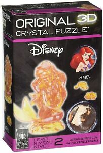Original 3D Crystal Puzzle - Ariel