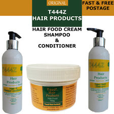 T444Z Hair Food , Shampoo & Conditioner ( Set of 3 ) for Hair Growth *OFFER*