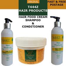 T444Z alimentos, Champú & Acondicionador de Cabello (juego de 3) para el crecimiento del cabello * OFRECER *