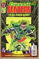 Green Lantern #50-1994 fn/vf 7.0 1st app Kyle Rayner as GL 1st app Parallax