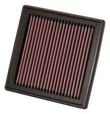 K&N  PANEL FILTER - to suit Nissan 350Z 3.5 V6 2007-2008 2 REQUIRED - KN 33-2399