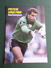 PETER SHILTON - SOUTHAMPTON -1 PAGE PICTURE- CLIPPING/CUTTING