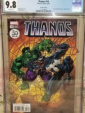 Marvel Thanos #18 Variant Edition CGC 9.8 Venom 30th Anniversary Edition