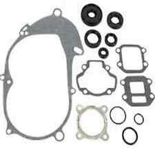 YAMAHA PW50 PW 50 COMPLETE ENGINE GASKET KIT & OIL SEALS 90-16