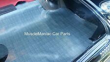 1961 1962 Chrysler & 1961 DeSoto RUBBER TRUNK MAT Crowsfoot pattern 61 62