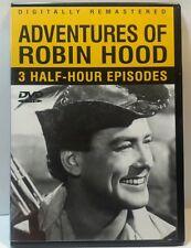 Adventures of Robin Hood (Television Classics,) (dv382)