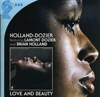 Lamont Dozier, Lamont Dozier & Brian Holland - Love & Beauty [New CD] UK - Impor