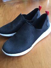 Clarks Artisan Cowley Aqua Women 6.5 M Black Fashion Sneakers