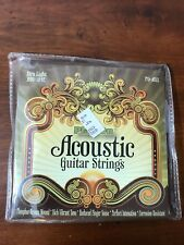 PLAY-ON Guitar Strings Acoustic Xtra Light #PO-AGX