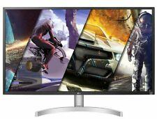 """NEW LG 4K UHD 32"""" 3840x2160 GamingMonitor AMD Freesync 4ms 60Hz 32UK50T-W"""