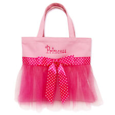 Fairy Princess Girl Ballet bag Tutu Bag Shoes Dancing Bag Bowknot Pink Tote Bag