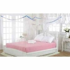 Shahji Creation king size Bed Multicolor 6x6 Feet Mosquito Net