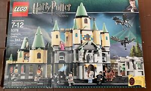 LEGO 5378 HOGWARTS CASTLE - HARRY POTTER