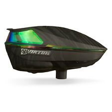 Virtue Spire IV Electronic Paintball Loader / Hopper - Graphic Emerald