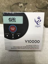 Call Blocker CPR V10000 Block 2000 Calls Robocalls Landline Solicitors Bill 10k