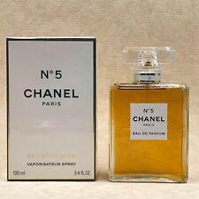 CHANEL No 5 EDP 3.4 FL Oz 100 Ml Eau De Parfum - Perfume Spray For Women New