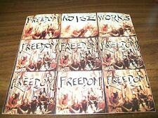 "Noiseworks-Freedom-Believer-7"" 45-CBS-655832 7-Australia-Picture Sleeve"