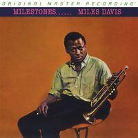 MOFI 2084 Miles Davis Milestones MFSL SACD Brand New Hybrid Mono Ltd #ed OOP