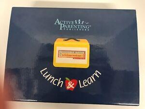 Active Parenting Lunch & Learn Paternidad Activa Adolescentes Spanish Language