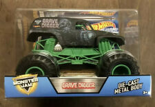 Hot Wheels Monster Jam Grave Digger 1:24 35th Anniversary 2017