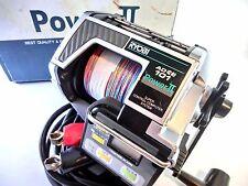 Ryobi AD Dendou 101 Power2  Electric Reel  + Brand new PE Line  Very good