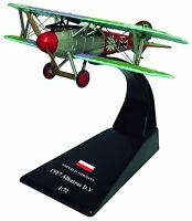 Albatros D.V. diecast 1:72 model (Amercom SL-13)