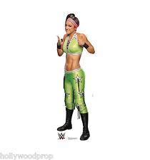 BAYLEY WWE RAW PRO WRESTLER LIFESIZE CARDBOARD STANDUP STANDEE CUTOUT POSTER