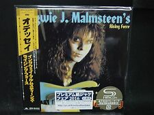 YNGWIE J.MALMSTEEN'S RISING FORCE Odyssey JAPAN SHM MINI LP CD Alcatrazz Rainbow