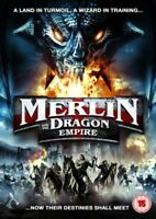 Merlin et Le Dragon Empire DVD Neuf DVD (LPDVD018)