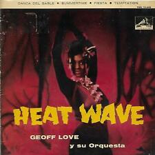 GEOFF LOVE EP Spain 1961 Summertime +3