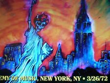 Dave's Picks, Vol. 14: New York, NY, 3/26/72 Grateful Dead NEW