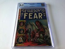 HAUNT OF FEAR 14 CGC 6.5 EC COMICS PRE CODE HORROR ORIGIN OLD WITCH INGELS DAVIS
