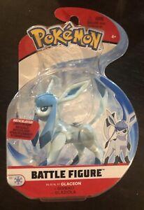 Pokemon Battle Figure GLACEON  2021 Brand New