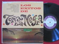 LOS EXITOS DE TONA LA NEGRA - RCA CAMDEN CAM-202 - RARE LATIN LP