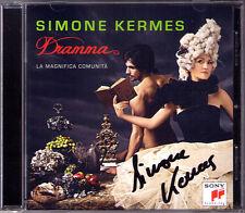 Simone KERMES Signiert DRAMMA Porpora Leo Hasse Handel Pergolesi Majo Rinaldo CD