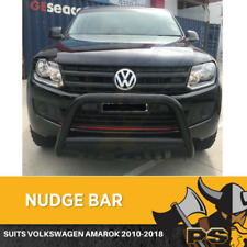 Volkswagen Amarok 2010-2018 Nudge Bar Stainless Steel Grille Guard 3 Inch