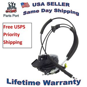 Power Door Lock Actuator Assembly for 08-15 Nissan Rogue Front Left 80501-JM10A