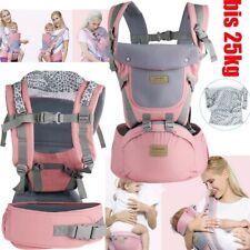 Ergonomische Babytrage Kindertrage Bauchtrage Rückentrage - Walk 9in1 bis 25kg