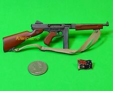 M1A1 1:6 Scale Action Figure DRAGON WW2 US ARMY THOMPSON SUBMACHINE GUN G_S38
