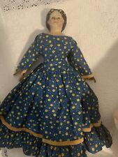 Grenier Papier Mache Doll
