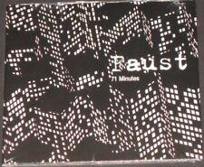 FAUST 71 minutes UK CD new sealed REMASTERED REISSUE guru guru SPACE EXPLOSION