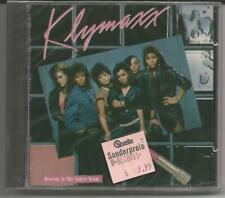 "KLYMAXX ""Meeting in the Ladies Room"" CD 1984 USA, NEU/OVP/NEW/Sealed"