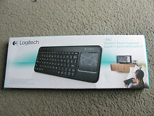 Logitech K400 Wireless Touch Keyboard w/Built-In Multi-Touch Touchpad 920-003070