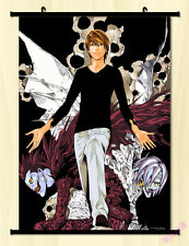 """8""""*12"""" Home Decor Japanese Anime Death note Cosplay Wall Poster Scroll A"""