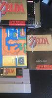 Legend of Zelda A Link to the Past Super Nintendo SNES